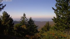 view from Kings Mountain on 2018-10-20