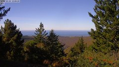 view from Kings Mountain on 2018-10-24