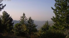 view from Kings Mountain on 2018-11-14