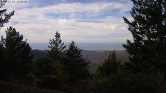view from Kings Mountain on 2018-11-26