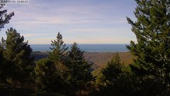 view from Kings Mountain on 2019-01-01