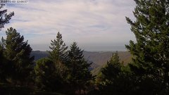 view from Kings Mountain on 2019-01-03