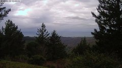 view from Kings Mountain on 2019-01-11