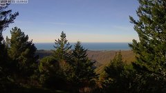 view from Kings Mountain on 2019-01-22