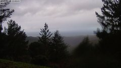 view from Kings Mountain on 2019-02-04