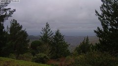 view from Kings Mountain on 2019-02-26