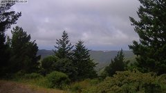 view from Kings Mountain on 2019-08-08
