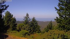 view from Kings Mountain on 2019-08-14