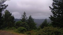 view from Kings Mountain on 2019-08-20