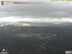 view from Monte Lusei Seui on 2019-03-13