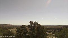 view from West Rabbit Gulch, Duchesne County, UT on 2018-09-11