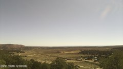 view from West Rabbit Gulch, Duchesne County, UT on 2018-09-21
