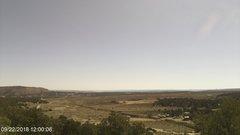 view from West Rabbit Gulch, Duchesne County, UT on 2018-09-22