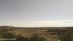 view from West Rabbit Gulch, Duchesne County, UT on 2018-09-24