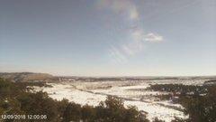 view from West Rabbit Gulch, Duchesne County, UT on 2018-12-09