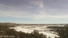 view from West Rabbit Gulch, Duchesne County, UT on 2018-12-13