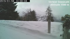 view from Verbier Snowcam2 on 2019-01-08