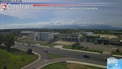 view from Sestu Cortexandra on 2018-10-08