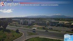 view from Sestu Cortexandra on 2019-02-04