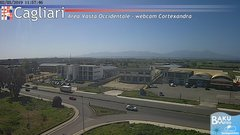 view from Sestu Cortexandra on 2019-03-02