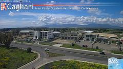 view from Sestu Cortexandra on 2019-04-12