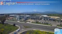 view from Sestu Cortexandra on 2019-04-17