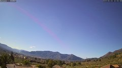 view from Gaianes - El Comtat on 2019-01-21