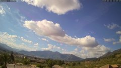 view from Gaianes - El Comtat on 2019-02-11