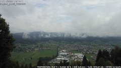 view from CAM-VZHOD-Žirk on 2018-10-08