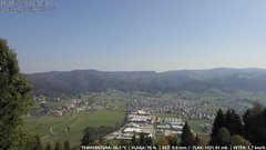 view from CAM-VZHOD-Žirk on 2018-10-14