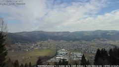 view from CAM-VZHOD-Žirk on 2019-02-08