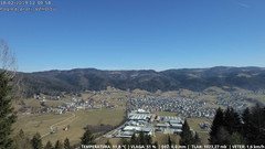view from CAM-VZHOD-Žirk on 2019-02-18