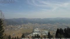 view from CAM-VZHOD-Žirk on 2019-02-21