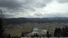 view from CAM-VZHOD-Žirk on 2019-03-07