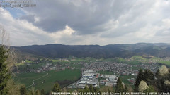 view from CAM-VZHOD-Žirk on 2019-04-15