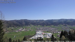 view from CAM-VZHOD-Žirk on 2019-04-21