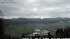 view from CAM-VZHOD-Žirk on 2019-04-24