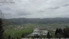 view from CAM-VZHOD-Žirk on 2019-04-26