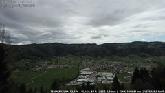 view from CAM-VZHOD-Žirk on 2019-04-30