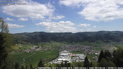 view from CAM-VZHOD-Žirk on 2019-05-07