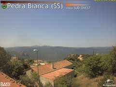 view from Pedra Bianca on 2018-07-12