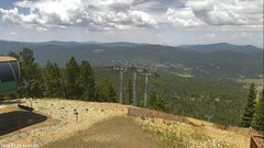 view from Angel Fire West View on 2018-07-23