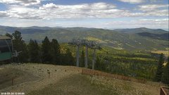 view from Angel Fire West View on 2018-09-24