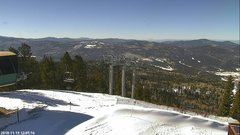 view from Angel Fire West View on 2018-11-19