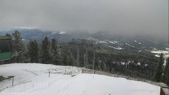 view from Angel Fire West View on 2018-12-08