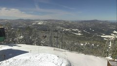 view from Angel Fire West View on 2019-03-16