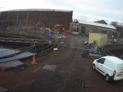 view from Dalmarnock 2 on 2019-01-21