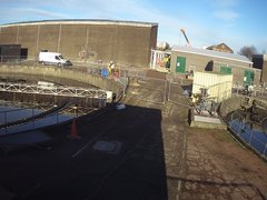view from Dalmarnock 2 on 2019-01-28