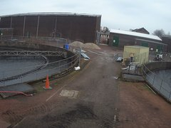 view from Dalmarnock 2 on 2019-02-08