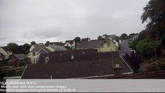 view from Wembury, Devon. Knighton Hill Cam on 2018-09-12